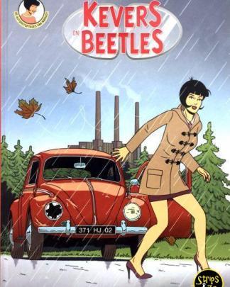 Autoreportages van Margot 5 - Keevers en Beetles