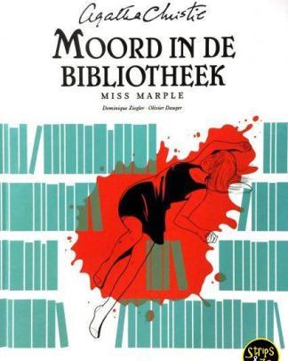 Agatha Christie - Miss Marple - Moord in de bibliotheek