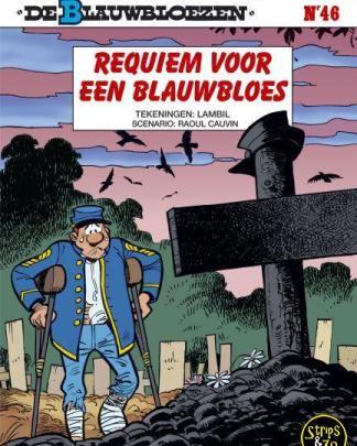 Blauwbloezen 46 Requiem voor een blauwbloes