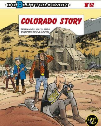 Blauwbloezen 57 Colorado Story