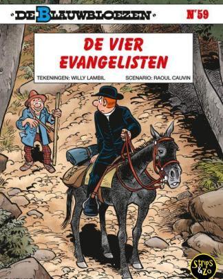 Blauwbloezen 59 De vier evangelisten