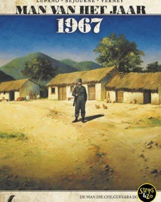 Man van het Jaar 4 - 1967 - De man die Che Guevarra doodde