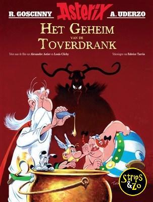 Asterixgeheimtoverdrank
