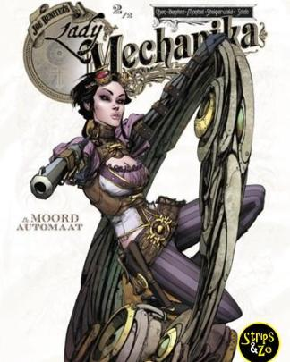 Lady Mechanika 11 - De moordautomaat 2/2