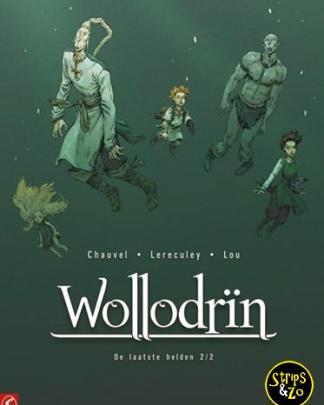 Wollodrin 10 - De laatste helden 2/2