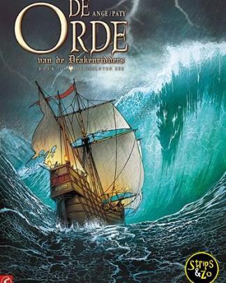 Orde van de Drakenridders 23 - De Gesloten Zee