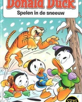 Donald Duck - Pocket 3e reeks 271 - Spelen in de sneeuw