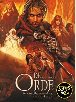 Orde van de Drakenridders 11 - Alle duizend en één manen