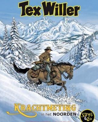 Tex Willer - Kleur 3 - Krachtmeting in het noorden