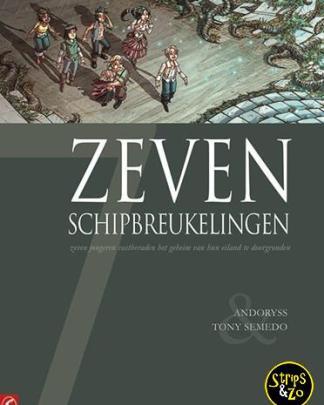 Zeven 14 - Zeven schipbreukelingen
