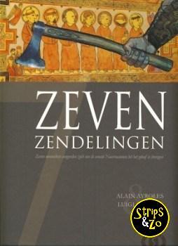 Zeven 4 - Zeven zendelingen