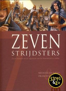 Zeven 5 - Zeven strijdsters
