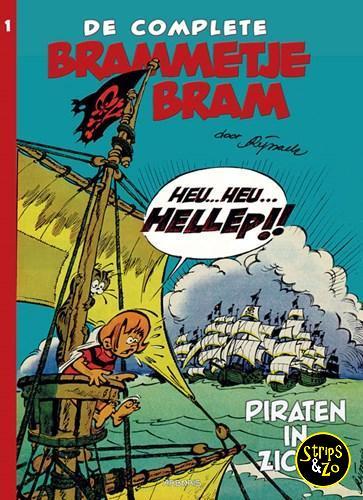 Brammetje Bram - integraal 1 - Piraten in zicht!
