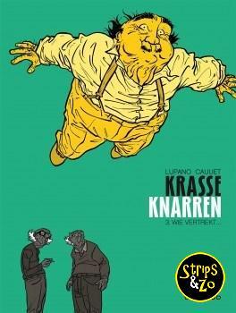 Krasse Knarren 3 - Wie vertrekt...