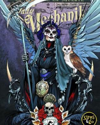 Lady Mechanika 9 - La Dama de la Muerte 2