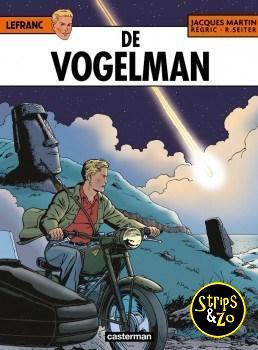 Lefranc 27 - De Vogelman