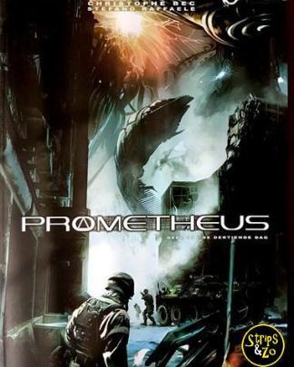 Prometheus 11 - De dertiende dag