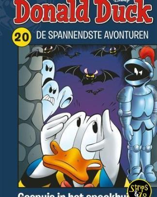 spannendste avonturen 20 Gespuis in het spookhuis