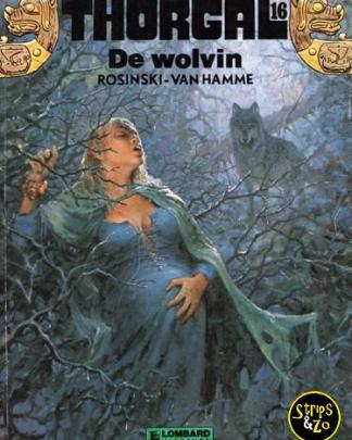 Thorgal 16 - De wolvin