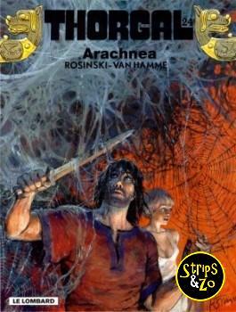 Thorgal 24 - Arachnea