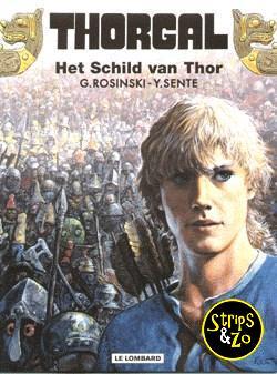 Thorgal 31 - Het schild van Thor