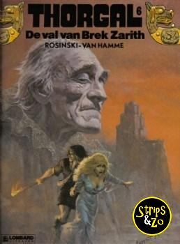 Thorgal 6 - De val van Brek Zarith