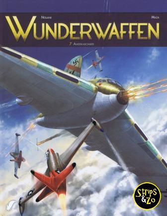 Wunderwaffen 7 - Amerikabomber