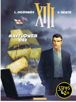 XIII 20 - Mayflower Day