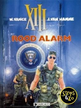 XIII 5 - Rood alarm
