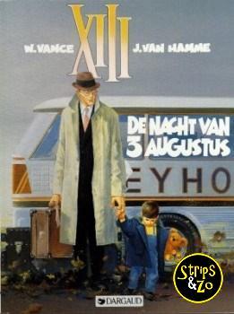 XIII 7 - De nacht van 3 augustus