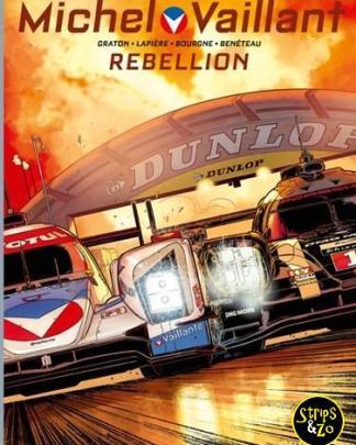 Michel Vaillant SC - Seizoen 2 - 6 - Rebellion