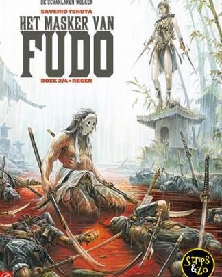 Masker van Fudo, Het 2 - Regen