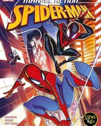 Spider-Man (Marvel Action) 1 - Een nieuw begin