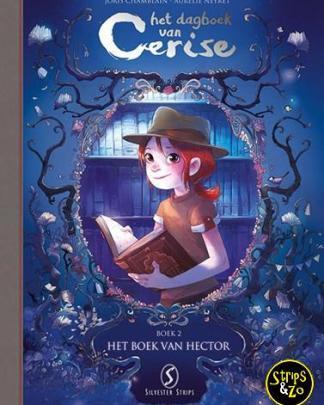 Cerise 2 - Het boek van Hector