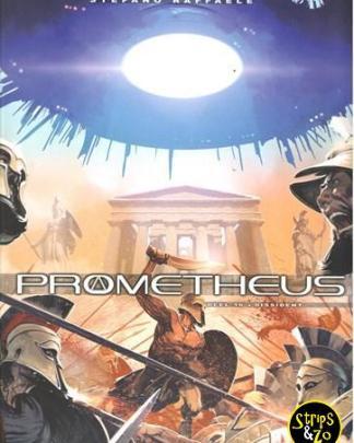 prometheus 16 Dissident