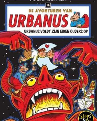 urbanus 186 Urbanus voedt zijn eigen ouders op