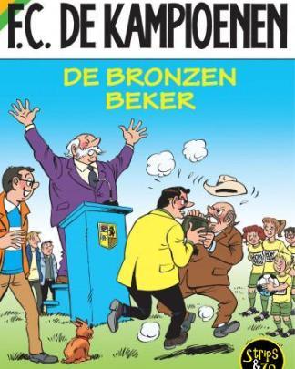 FC De Kampioenen 106 - De bronzen beker