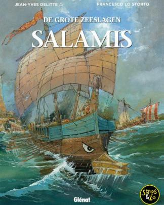 grote zeeslagen 10 salamis