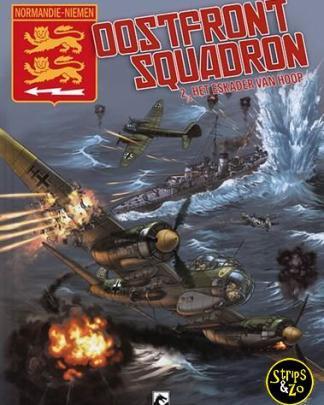 oostfront squadron 2 Het eskader van hoop