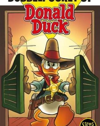 donald duck dubbelpocket 67 Held van het Wilde Westen