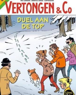 Vertongen & Co 30 - Duel aan de top