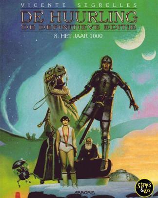 Huurling - De definitieve editie 8 - Het jaar 1000