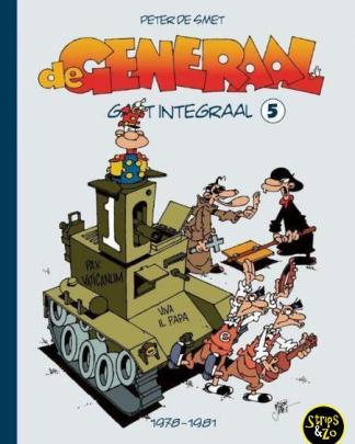 Generaal - Integraal 5 - De Generaal gaat integraal