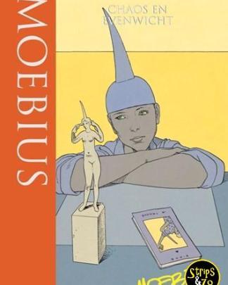 Moebius Classics 7 Chaos en evenwicht luxe