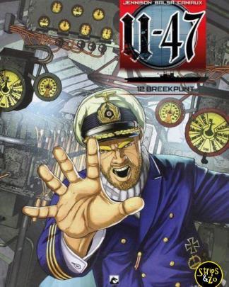 U 47 12 Breekpunt