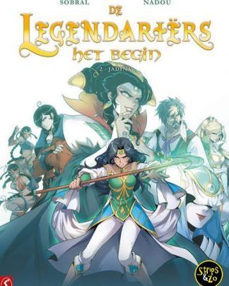 De Legendariers Het Begin 2 Jadina