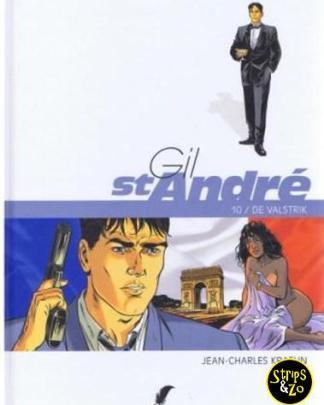 Gil St Andre 10 De valstrik