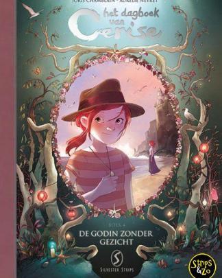 Het Dagboek van Cerise 4 De Godin zonder Gezicht