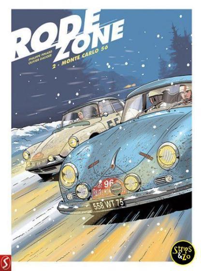 Rode Zone 2 Monte Carlo 56