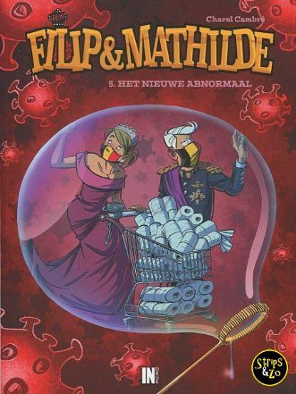 Filip en Mathilde 5 het nieuwe abnormaal